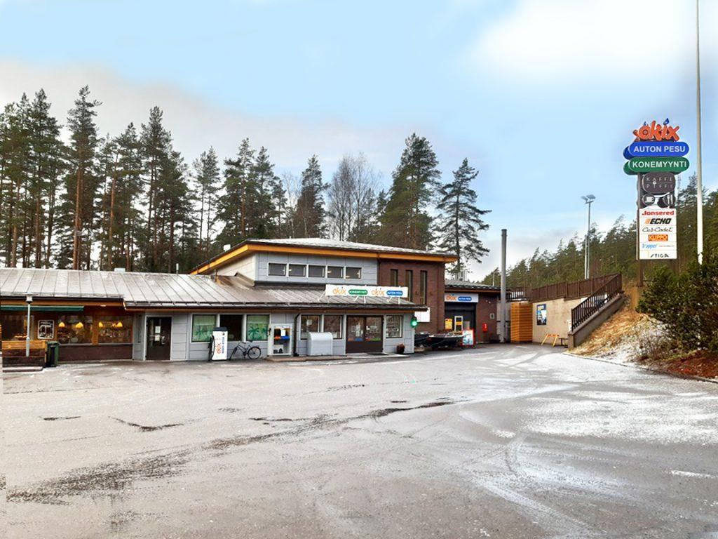 Akix Autonpesu Akix Mäntynummi Lohjalla